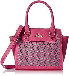 Lavie Women's Handbag (Fuchsia) (HHCS470090I3)