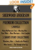 SHERWOOD ANDERSON PREMIUM COLLECTION  8 BOOKS (5 Novels + 3 Short Story Collections) (Timeless Wisdom Collection Book 1530)