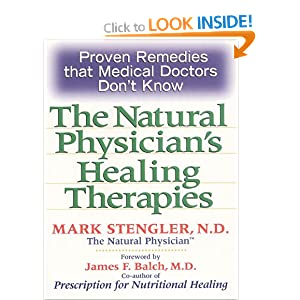 Medical Doctors Don't Know: Amazon.co.uk: Dr. Mark Stengler: Books