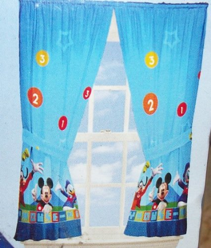 Laura Ashley Shower Curtains Mickey Mouse Clubhouse Bed