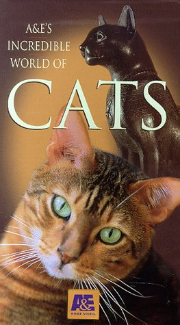 Incredible World of Cats [VHS]