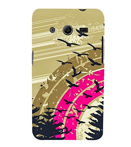 Fuson Designer Back Case Cover for Samsung Galaxy Core 2 G355H :: Samsung Galaxy Core Ii :: Samsung Galaxy Core 2 Dual ( Abstact Art Paint Painting Illustrations )  available at amazon for Rs.533