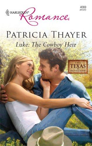 Image of Luke: The Cowboy Heir