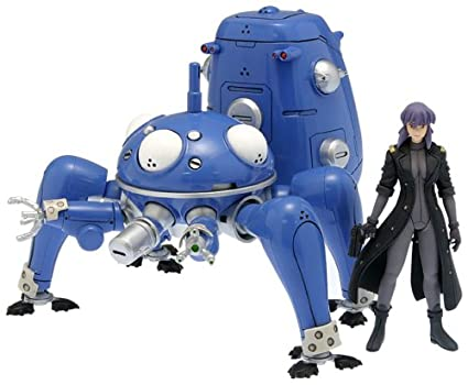 Wave - GHOST IN THE SHELL S.A.C. - SSS Tachikoma 1/24 Scale PVC
