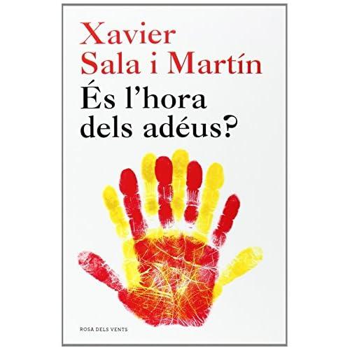 XAVIER SALA I MARTIN (Autor) (18)Fecha de lanzamiento: 4 de septiembre de 2014 Cómpralo nuevo:  EUR 16,90  EUR 16,06 4 de 2ª mano y nuevo desde EUR 12,68