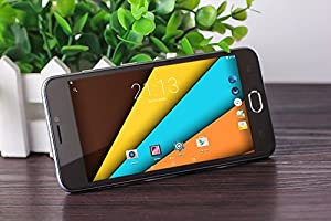 "5"" Fusion5 Sim-Free Unlocked 4G Android 5.1 Lollipop Smartphone - 1GB RAM - 24GB Storage* - Dual-SIM - 1280*720 QHD - 5MP and 8MP Cameras - Touch screen smartphone"