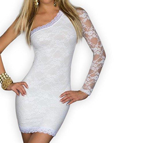 SAMGU Sexy Dessous Negligee Nachtwäsche Babydoll lace underwear Damenkleid Partykleid Clubwear G-string