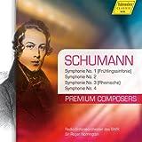 プレミアム・コンポーザーズ Vol.2 ~ シューマン : 交響曲全集 (Premium Composers Vol. 2 ~ Schumann : Symphonies No. 1,2,3 & 4 / Radio-Sinfonieorchester des SWR, Sir Roger Norrington) (2CD) [輸入盤]