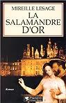 La Salamandre d'or par Lesage