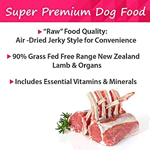 PS For Dogs 100% Hypoallergenic Dog Food - No More Paw Licking & Skin Scratching - Solves Allergies Naturally - No More Harmful Shots, Pills & Expensive Prescription Food, 5 lb