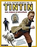 echange, troc Hergé - Tintin et le secret de la licorne, livre stickers et activites