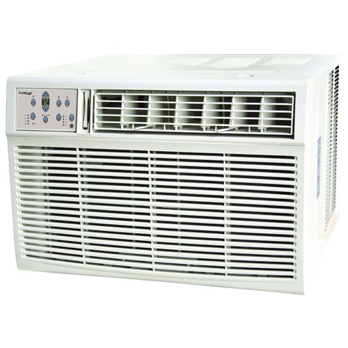 Koldfront 220V 25,000 BTU Heat/Cool Window Air Conditioner - White (Window Type Air Conditioner compare prices)