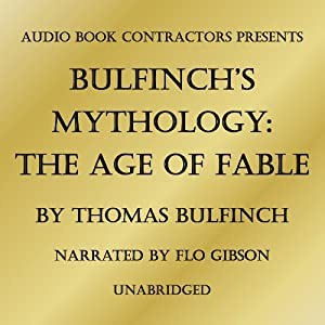 Bulfinch's Mythology Audiobook