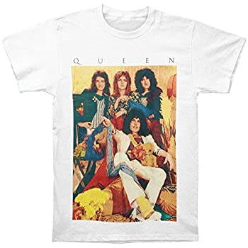 Queen Old School Band T-Shirt