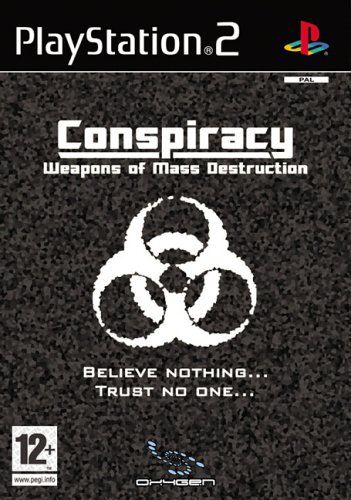 Conspiracy - Weapons of Mass Destruction (PS2)