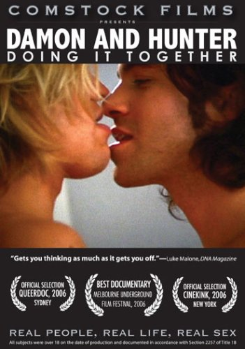 Damon and Hunter: Doing It Together (Real People, Real Life, Real Sex series)