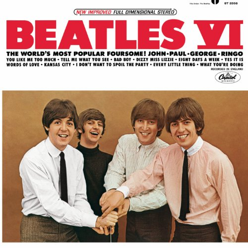 The Beatles - Beatles VI (Jun 14, 1965) - Zortam Music