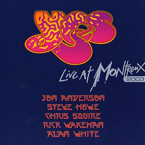 Yes - Live at Montreux 2003 - Zortam Music