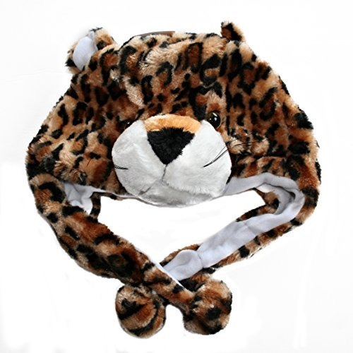 Plush Animal Hats for Kids - 'Assorted Hat-imals' - Critter Cap Winter Hat