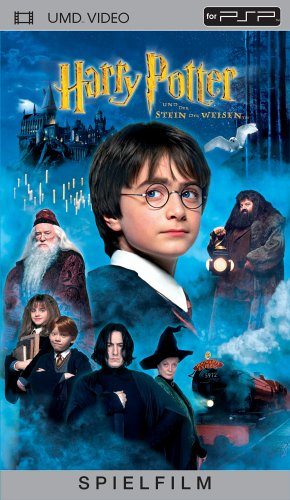 Harry Potter und der Stein der Weisen [UMD Universal Media Disc]