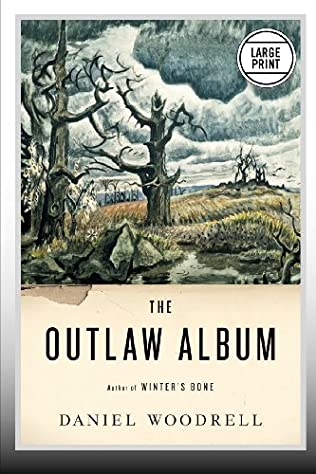 book cover of The Outlaw Album