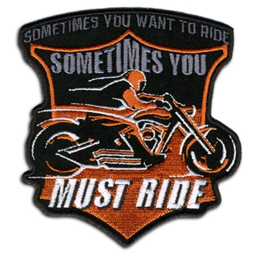 Hot Leathers Fast Rider Patch (4