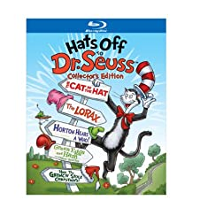 Hats Off to Dr Seuss Collector's Edition [Blu-ray]