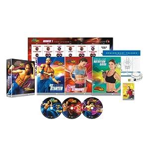 Hip Hop Abs DVD Workout by Beachbody Inc.,