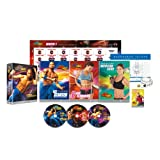 Sports & Outdoors Online Shop Ranking 2. Hip Hop Abs DVD Workout