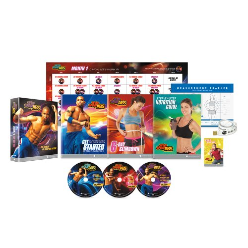 Beachbody Hip Hop Abs DVD Workout