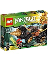Lego Ninjago Playthèmes - 70502 - Jeu de Construction - La Foreuse de Cole