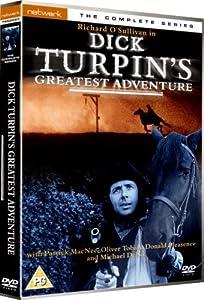 Dick Turpin's Greatest Adventure [DVD]