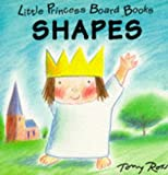 Shapes (Little Princess Board Books)