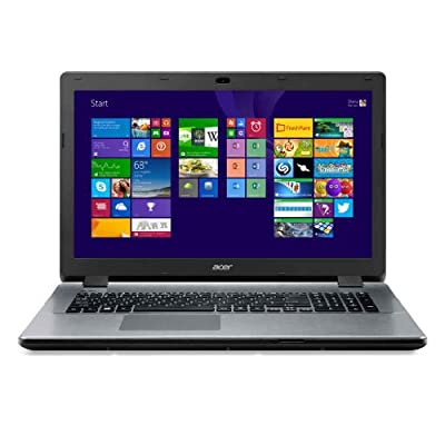 Acer Aspire E5-771-378Y 17.3-Inch Laptop (Iron Silver)