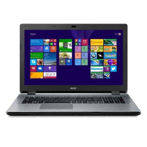 Acer Aspire E5-731-P30W 17,3-tolline sülearvuti (Raud Silver)