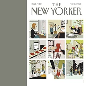 The New Yorker (February 25, 2008) | [Hendrik Hertzberg, James Surowiecki, Paul Kramer, Michael Specter, David Denby, Anthony Lane]