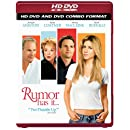 Rumor Has It... (Combo HD DVD and Standard DVD)