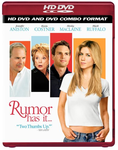 Cover art for  Rumor Has It... (Combo HD DVD and Standard DVD)