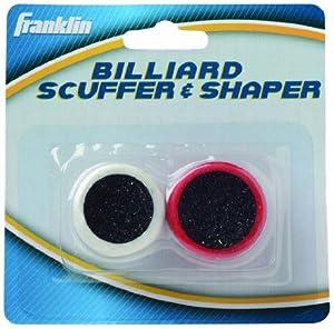 Franklin Sports Billiard Cue Tip Scuffer/Shaper