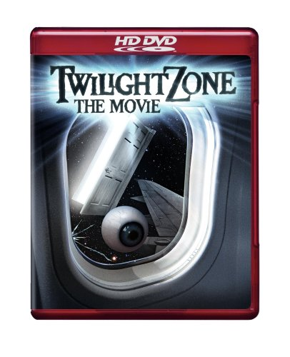 Cover art for  Twilight Zone - The Movie [HD DVD]