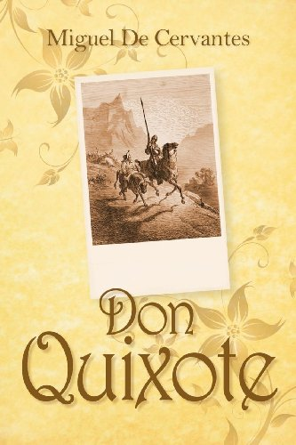 a review of the book don quixote by miguel de cervantes Don quixote went into ten editions before cervantes's death, on april 23, 1616, ironically, the same day that william shakespeare died most of the editions were printed on cheap paper, in an early version of paperback books, so that they could be sold at a low price.