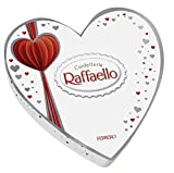 Ferrero Raffaello Valentine Heart 140g (pack of 2)