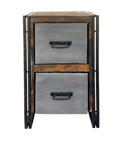 MOTI Addison 2-Drawer Filing Cabinet
