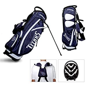 NFL Tennessee Titans Stand Golf Bag by Team Golf