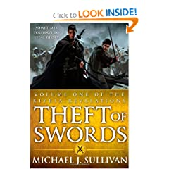 Theft of Swords, Vol. 1(Riyria Revelations) by Michael J. Sullivan