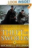 Theft of Swords, Vol. 1(Riyria Revelations)