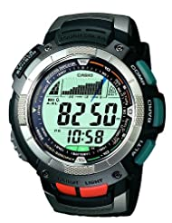 Casio Men's PAW1100-1V Pathfinder Atomic Solar Watch