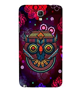 Indian Owl Graphics 3D Hard Polycarbonate Designer Back Case Cover for Samsung Galaxy Note 3 Neo N7505