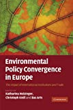img - for Environmental Policy Convergence in Europe: The Impact of International Institutions and Trade book / textbook / text book