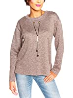 SO Cachemire & Knitwear Jersey Amber (Moka)